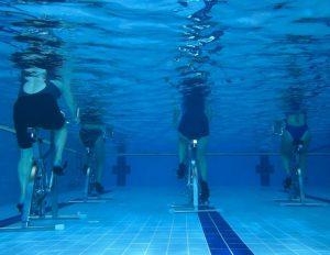 Poolbiking