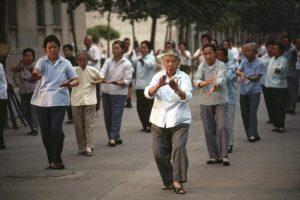 Taijiquan – Bewegung in Harmonie